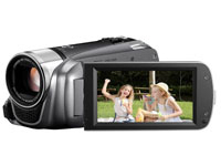 Canon LEGRIA HF R206 3.28MP CMOS Full HD Nero, Argento