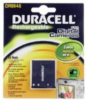 Duracell Digital Camera Battery 3.7v 700mAh 2.6Wh Ioni di Litio 1550mAh 3.7V batteria ricaricabile
