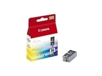 Canon CLI-36 Color Cartridge Nero, Ciano, Giallo cartuccia d