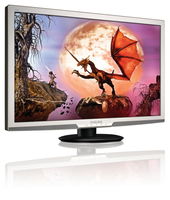 "Philips 273E3SS/00 27"" Full HD LCD/TFT Argento monitor piatto per PC"