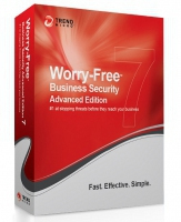 Trend Micro Worry-Free Business Security 7 ADV, Win, 251-1000u, 1Y, GLP, RNW