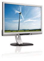 "Philips Brilliance 221P3LPES/00 21.5"" Full HD LCD/TFT Argento monitor piatto per PC LED display"