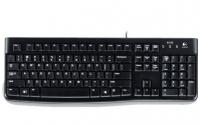 Logitech K120 keyboard USB Black