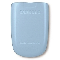 Samsung Standard Li-Ion Battery for SGH-E530, blue Ioni di Litio 800mAh batteria ricaricabile