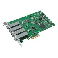 Intel PRO/1000 PF Quad Port Server Adapter 1000Mbit/s scheda di rete e adattatore