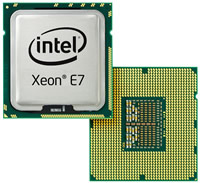 Intel Xeon ® ® Processor E7-4870 (30M Cache, 2.40 GHz, 6.40 GT/s ® QPI) 2.4GHz 30MB Cache intelligente processore