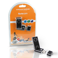 Conceptronic Travel size Notecam