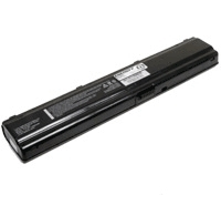 ASUS M6V Laptop Battery Ioni di Litio 4800mAh batteria ricaricabile