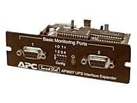 APC Interface Expander with 2 UPS Communication Cables SmartSlot Card scheda di interfaccia e adattatore