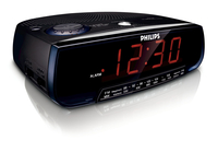 Philips AJ3120/00 Orologio Digitale Blu radio