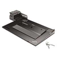Lenovo 0A90207 Nero replicatore di porte e docking station per notebook