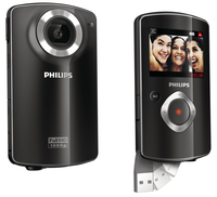 Philips Videocamera HD CAM102BL/00