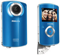 Philips Videocamera HD CAM102BU/00
