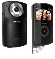 Philips Videocamera HD CAM110BL/00