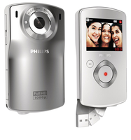 Philips Videocamera HD CAM110SL/00