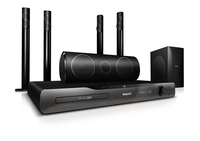 Philips Home Theater 5.1 HTS5591/12