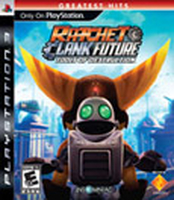 Sony Ratchet & Clank Future: Tools of Destruction PlayStation 3 Inglese videogioco