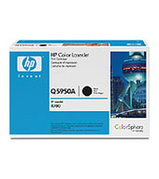 HP Q5950AG Laser cartridge 11000pagine Nero cartuccia toner e laser