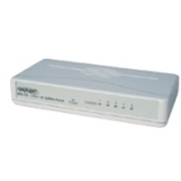 Eminent EM4410 5 Port Networking Switch 10/100Mbps No gestito