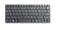 Acer Keyboard French AZERTY Francese Nero tastiera