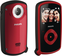 Philips Videocamera HD CAM150RD/00