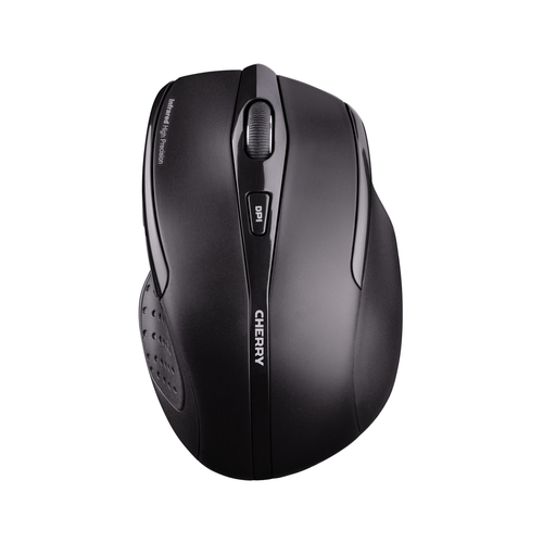 CHERRY MW 3000 RF Wireless Optical 1750DPI Right-hand Black mice