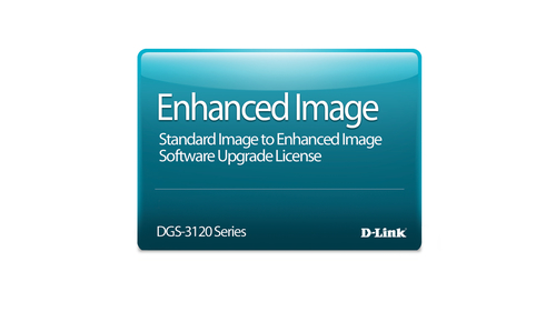 D-Link Standard to Enhanced Image Upgrade License