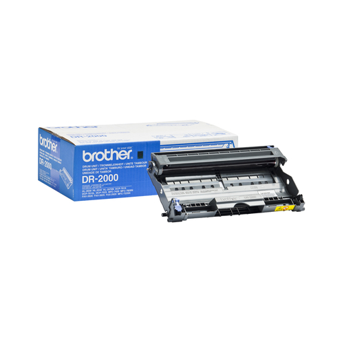BROTHER DR-2000 drum zwart standard capacity 12.000 pagina s 1-pack