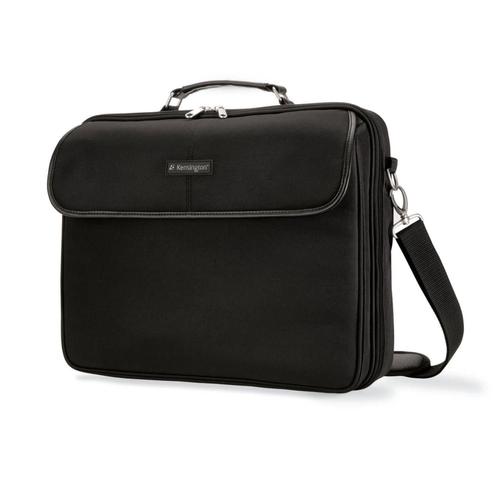 Kensington Simply Portable 15.6'' Laptop Clamshell Case