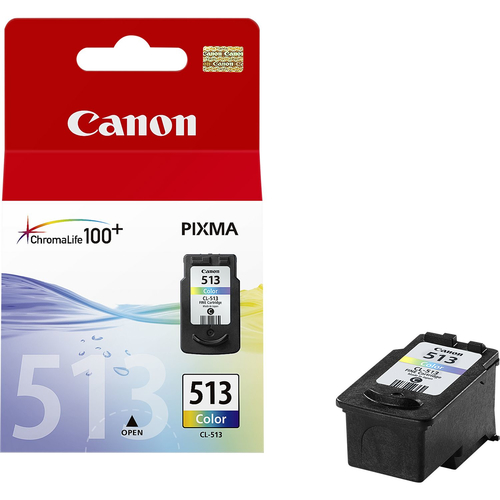 Canon CL-513 Cyan,Magenta,Yellow ink cartridge