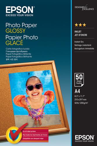 Epson C13S042539 A4 Gloss photo paper