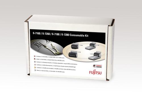 Fujitsu CON-3670-002A Scanner Consumable kit