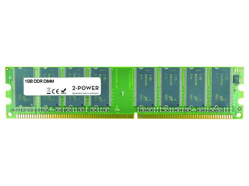 2-Power 1GB DDR 400MHz DIMM 1GB DDR 400MHz memory module