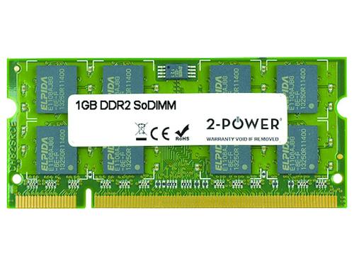 2-Power 1GB DDR2 800MHz SoDIMM 1GB DDR2 800MHz memory module