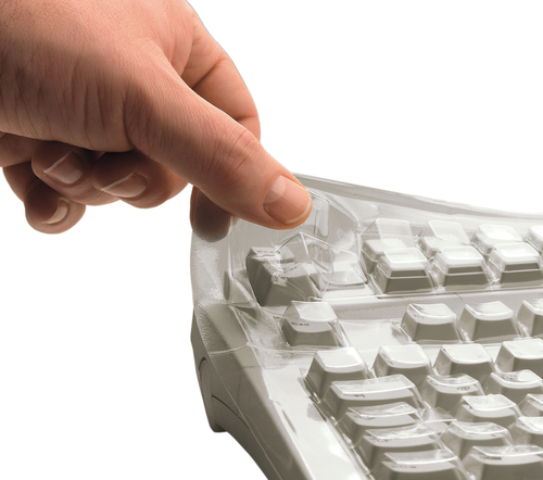 CHERRY WetEx Protective Film - Supports Keyboard