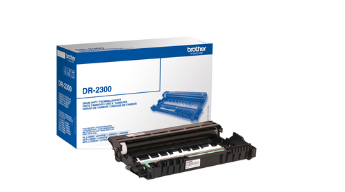 BROTHER DR-2300 drum zwart standard capacity 12.000 pagina s 1-pack