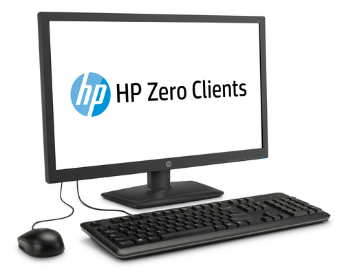 Specs HP t310 All in One Zero Client Thin Clients (J2N80AT)