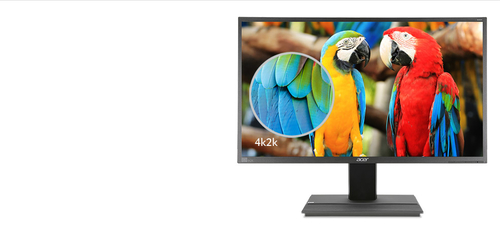 Acer B6 B326HKymjdpphz LED display 81.3 cm (32