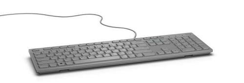 DELL KB216 USB QWERTY English Grey keyboard