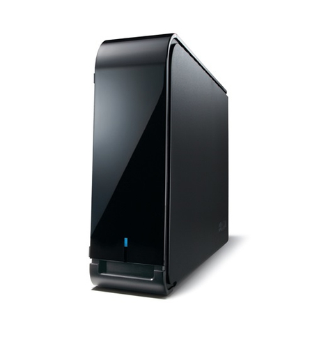 Buffalo DriveStation Velocity HD-LXU3 4000GB Black external hard drive