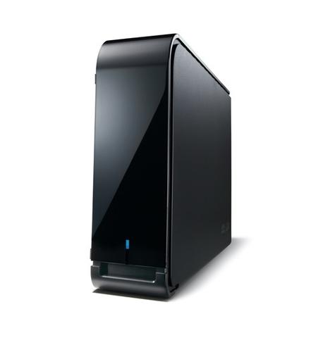 Buffalo DriveStation Velocity HD-LXU3 6000GB Black external hard drive