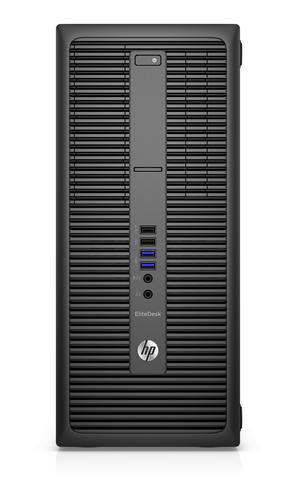 HP EliteDesk 800 G2 3.2GHz i5-6500 Micro Tower Black PC