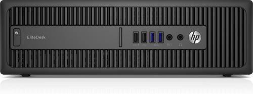 HP EliteDesk 800 G2 3.4GHz i7-6700 SFF Black PC