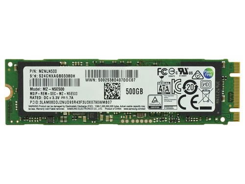 2-Power SSD6013A 500GB M.2 internal solid state drive