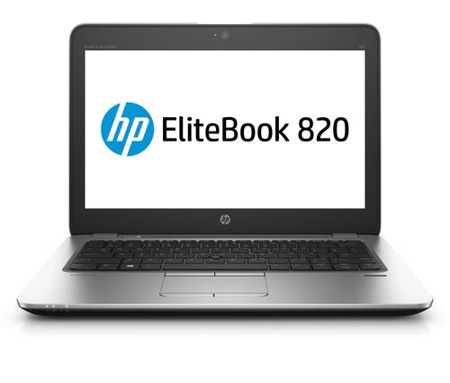 HP EliteBook 820 G3 2.3GHz i5-6200U 12.5