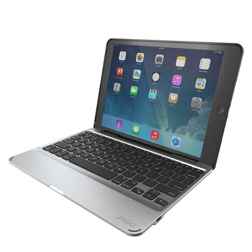 ZAGG ID7ZF2-BBG. Keyboard layout: QWERTZ. Brand compatibility: Apple, Compatibility: iPad Pro 12.9, Product colour: Black,