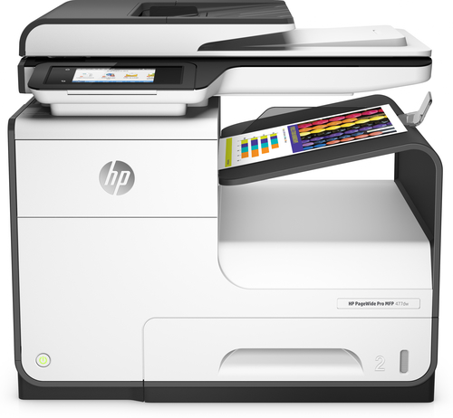 HP PageWide Pro 477dw 2400 x 1200DPI Thermal Inkjet A4 40ppm Wi-Fi multifunctional