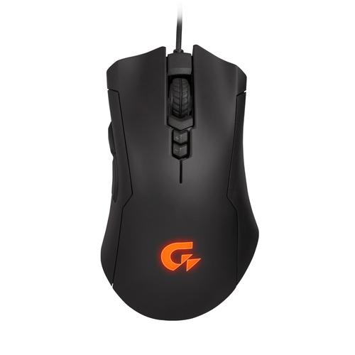 Gigabyte XM300 USB Optical 6400DPI Right-hand Black mice