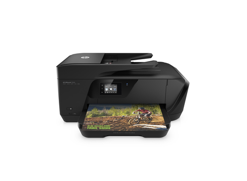 HP OfficeJet 7510 Wide Format AiO 4800 x 1200DPI Inkjet A3 15ppm Wi-Fi