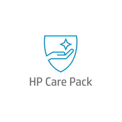 HP Electronic HP Care Pack Next Business Day Hardware Support - Extended service agreement - parts a